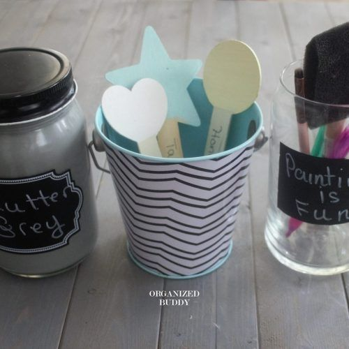 diy chalk paint