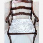 chair cushion makeover