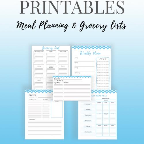 Meal Planning Kit